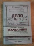 DOSARUL HITLER de HENRIK EBERLE si MATTHIAS UHL