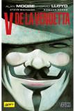 V de la Vendetta | Alan Moore, David Lloyd