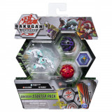 Set figurine Bakugan S2 Start - Nillious Pharol si Trox Ultra