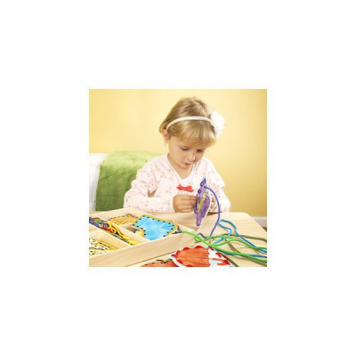 Joc de insiretat Carduri Alfabet foto