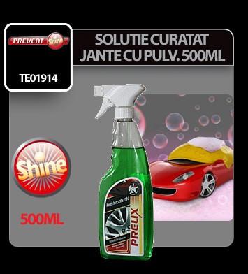 Solutie pentru curatat jante cu pulv. Prelix 500 ml - CRD-TE01914 Auto Lux Edition foto