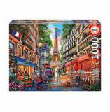 Cumpara ieftin Puzzle Paris, Dominic Davison, 1000 piese, Educa