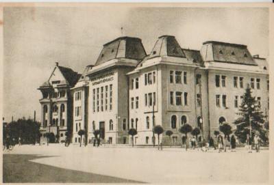 Targu Mures aprox. 1950 - Primaria foto