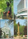 bnk cp Chisinau - pliant - 16 carti postale necirculate