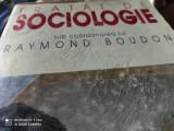 TRATAT DE SOCIOLOGIE - RAYMOND BOUDON, HUMANITAS 1997, 639 PAG