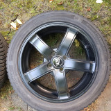 "Jante Tec 16"" 4x100, Dacia, Renault, Opel, Mini, Hyundai, Toyota"