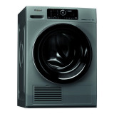 Masina de spalat rufe Whirlpool Profesionale AWZ 10 CD S/PRO 10kg Steam care Soft move Argintiu