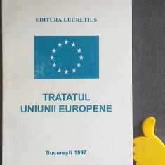 Tratatul Uniunii Europene 1997