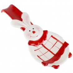 Suport lingura Paste Bunny