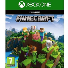 Minecraft Full Game Download Code Xbox One