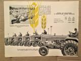 Afis vechi, Propaganda - Perioada Comunista: Agricultura, UTB - Tractor U-651
