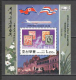 Coreea de Nord.1993 Expozitia filatelica BANGKOK-Bl.  SC.178