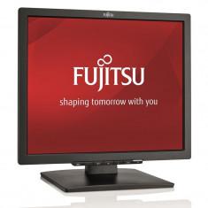 "Monitor LED FUJITSU 19"" E19-7, Grad A, 1280x1024, VGA, DVI, Boxe, Cabluri..."