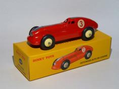 Macheta Hotchkiss Auto de Course - Dinky Toys foto