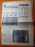 informatia bucurestiului 16 iunie 1983-ceausescu la intreprinderea 23 august