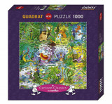 Cumpara ieftin Puzzle Heye Wildlife, 1000 piese