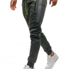 Pantaloni de trening bărbați grafit Bolf JX8112