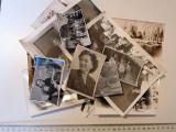 LOT 17 POZE / FOTOGRAFII/  VECHI ALB NEGRU  ANII 20-30