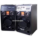 Boxe Active cu Bluetooth, USB, Karaoke, Chitara DP284BT 240W