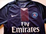 Tricou NIKE fotbal - PARIS SAINT-GERMAIN (PSG - Franta), S, De club