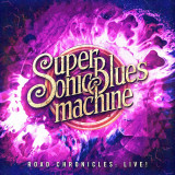 Supersonic Blues Machine Road Chronicles: Live! (cd)