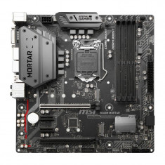 Placa de baza B360M MORTAR, socket 1151 v2, Pentru INTEL, LGA 1151, DDR4, Msi