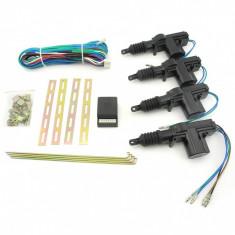 Inchidere centralizata cu 4 actuatoare ManiaCars