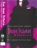 Caseta Michael Kamen – Don Juan DeMarco (Original Motion Picture Soundtrack)