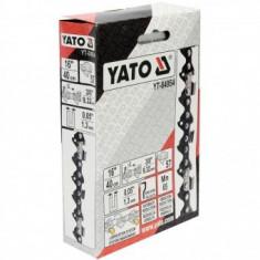 "Lant drujba Yato YT-84954, 16"", 57 dinti, 3/8"", 1.3 mm, 40 cm"