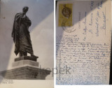 Rar. Set 3 carti postale si invitatie vernisaj Mariana Cretzu Medeleni, Altul, Europa