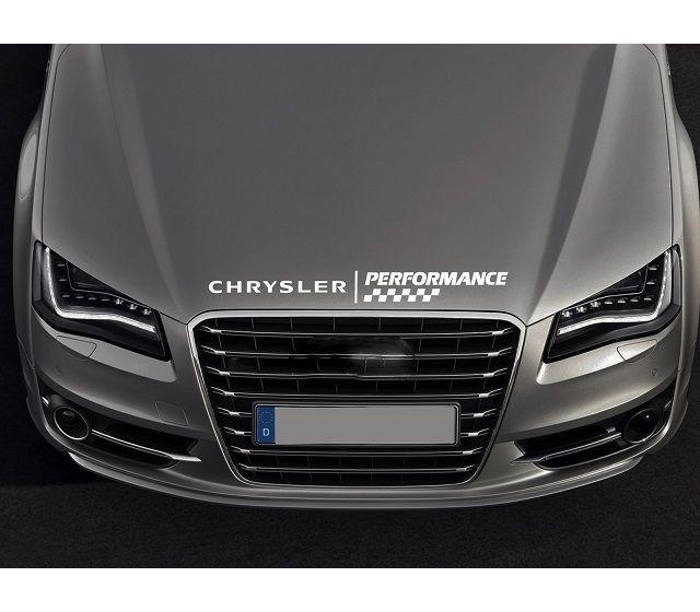 Sticker capota Chrysler (v1)