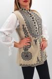 Cumpara ieftin Set Traditional Mama Tata fiica fiu Vesta Traditionala 2
