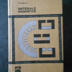 SUREN CEDIGHIAN - MATERIALE MAGNETICE
