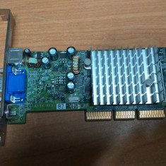 Placa Video Winfast FX5200 128MB AGP