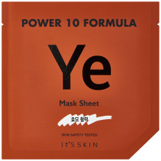 Power 10 Formula Masca de fata YE reduce inflamatiile 25 ml