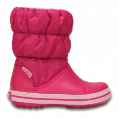 Cumpara ieftin Cizme Fete de zăpadă Crocs Winter Puff Boot Kids