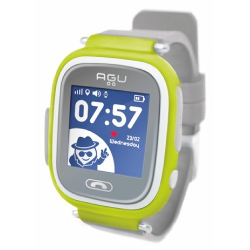 Ceas Inteligent cu GPS pentru Copii Mr Securio