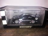 Macheta Mercedes CLK Coupe DTM 2001 Team Warsteiner  - MINICHAMPS  1:43