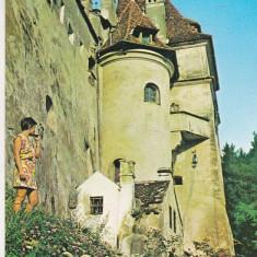 bnk cp Castelul Bran - Vedere - necirculata