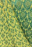 Material veșminte preoțești, verde
