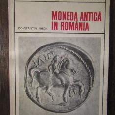 CONSTANTIN PREDA-MONEDA ANTICA IN ROMANIA
