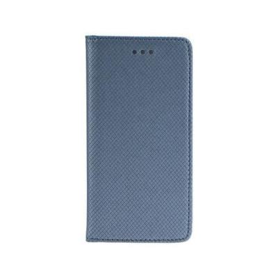 Husa Flip Samsung Galaxy J5 J500 2015 iberry Smart Book Gri foto