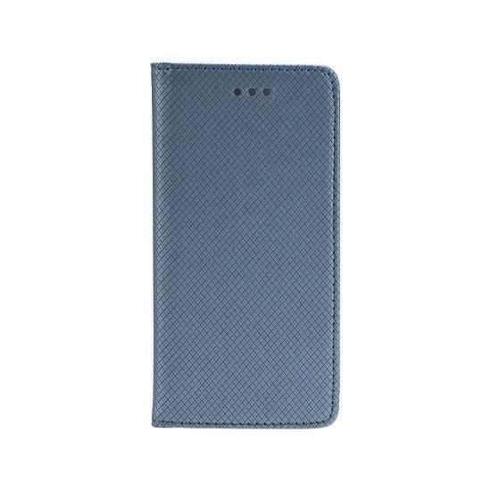 Husa Flip Samsung Galaxy J5 J500 2015 iberry Smart Book Gri