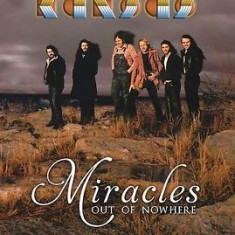 KANSAS Miracles Out Of Nowhere digipak (bluray+cd)