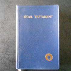 NOUL TESTAMENT (1991, GIDEONS, 8,5x13cm)