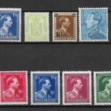 Lot timbre Belgia, MNH, Nestampilat
