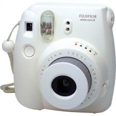 Camera foto instant Fujifilm Instax mini 8 alb