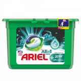 Detergent de rufe Ariel All in 1 Pods Lenor Unstoppables, 13 x 30 ml