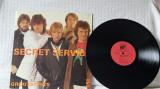 Vinil Secret Service Greatest Hits, vinil vechi de colectie