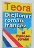 Dictionar Roman Francez - Francez Roman Sanda Muhaescu